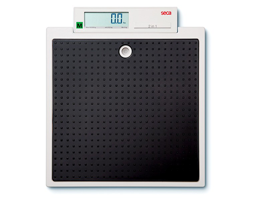Seca 876 Electronic Flat Scale with 250Kg Capacity