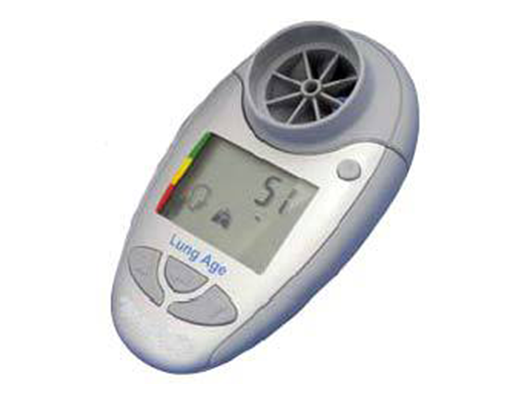 Lung Age Resp Monitor