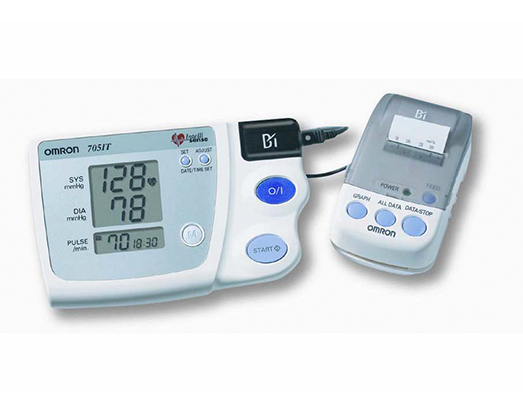 Omron 705IT Automatic Blood Pressure Monitor