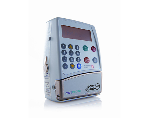 CME MEdical BodyGuard 323 Multi-Therapy Ambulatory Infusion Pump
