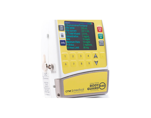 CME Medical BodyGuard 545 Epidural Infusion Pump