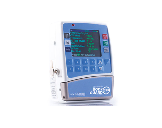 CME Medical BodyGuard 575 Pain Management Piston Infusion Pump