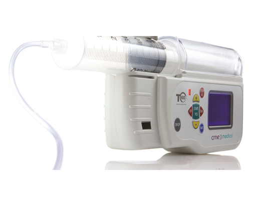 CME Medical T60 Ambulatory Syringe Pump