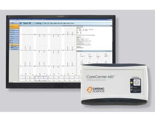 Cardiac Science CareCenter MD ECG