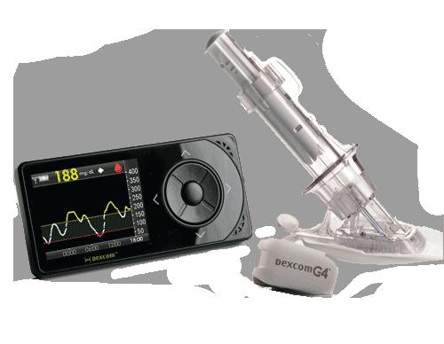 Dexcom G4 Platinum Glucose Monitoring System l Diabetes - MESM