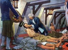 International Clinical Trials Day: James Lind's 1747 Scurvy Trial